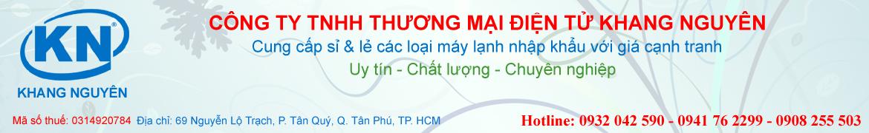 Máy lạnh nhập khẩu Khang Nguyên