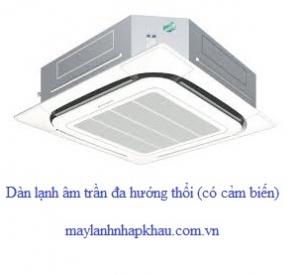 Dàn lạnh máy lạnh Daikin VRV IV –  FXFSQ100AVM