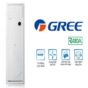 Máy lạnh tủ đứng GREE GVC48AH-M3NTB1A